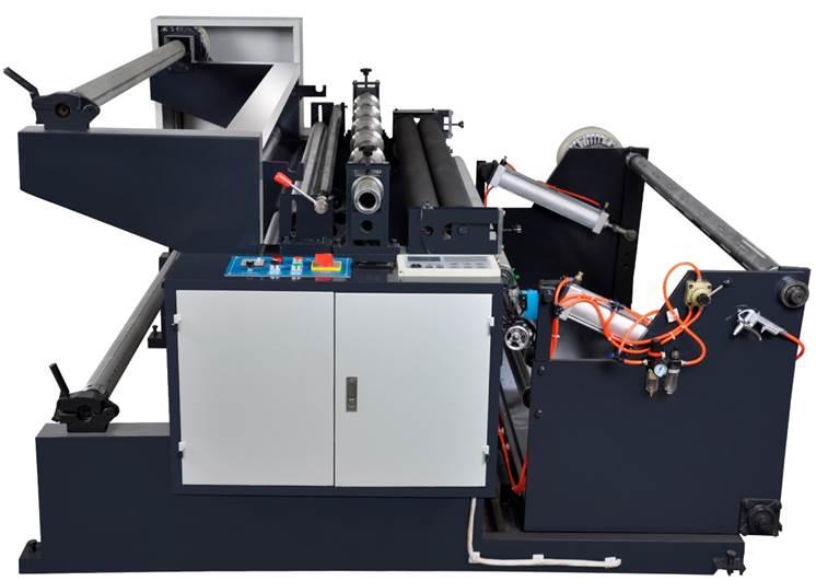 Описание: Бобинорезка серии NW для нетканых материалов – бобинорезальная машина - 2