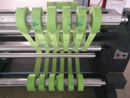 Описание: Бобинорезка серии NW для нетканых материалов – бобинорезальная машина - 3
