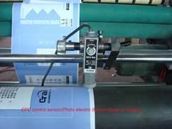 Бобинорезальная машина для резки нетканных, тканных и других материалов NW-S. Фотография -7