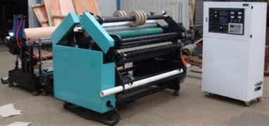 Бобинорезательная машина горизонтального контактного типа для нарезки узких роликов шириной от 5-10 мм серий BFQ и BFQ-speed. Фото 14.
