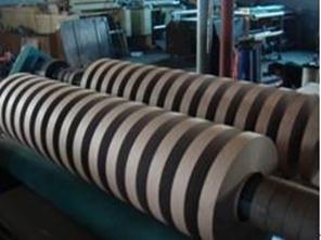 Бобинорезательная машина горизонтального контактного типа для нарезки узких роликов шириной от 5-10 мм серий BFQ и BFQ-speed. Фото 20.