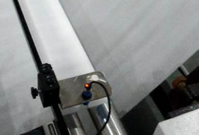 Бобинорезальная машина для резки спанбонда и других нетканных материалов шириной до 1800 мм. Фотография 11.