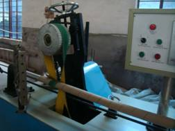 Машина для навивки туб для туалетной бумаги и салфеток -6