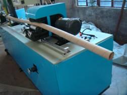 Машина для навивки туб для туалетной бумаги и салфеток -7