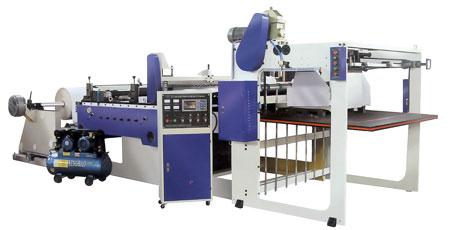 Cкоростная листорезательная машина серии DFJ - листорезка - флаторезка. Фотография 16.