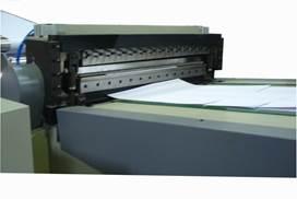 Cкоростная листорезательная машина серии DFJ - листорезка - флаторезка. Фотография 7.
