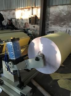 Cкоростная листорезательная машина серии DFJ - листорезка - флаторезка. Фотография 21.