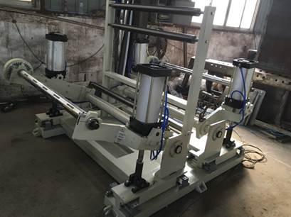 Cкоростная листорезательная машина серии DFJ - листорезка - флаторезка. Фотография 22.