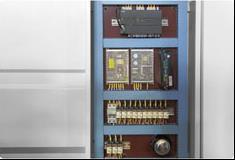 Скоростная ротационная листорезальная машина GM-1400 с несколькими размоточными валами (листорезка - флаторезка). Фотография 7.