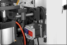 Скоростная ротационная листорезальная машина GM-1400 с несколькими размоточными валами (листорезка - флаторезка). Фотография 8.
