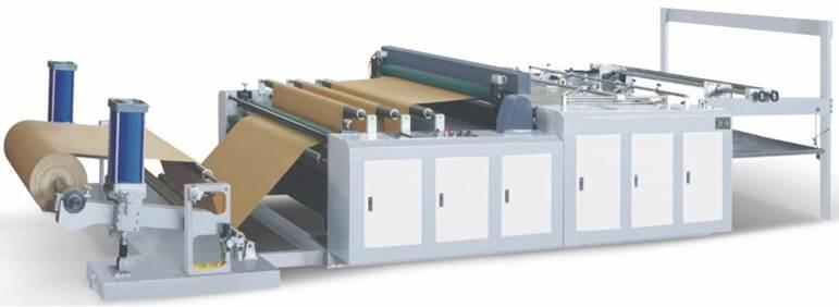 Высокоточная листорезальная машина HQD-1300B - фотография 1
