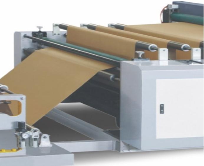 Высокоточная листорезальная машина HQD-1300B - фотография 4