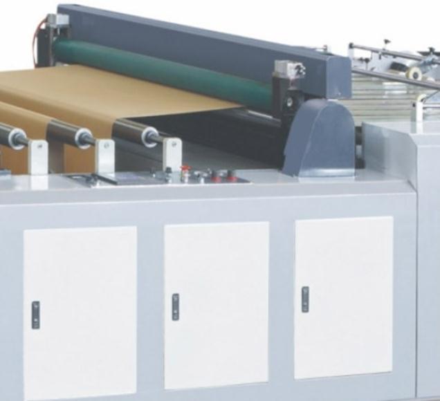 Высокоточная листорезальная машина HQD-1300B - фотография 5