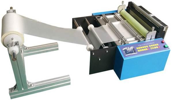 Настольная листорезальная машина QD-table (листорезка - флаторезка). Фотография 1.