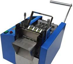 Настольная листорезальная машина QD-table (листорезка - флаторезка). Фотография 4.
