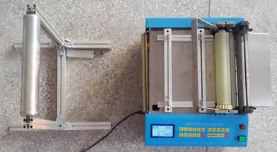 Настольная листорезальная машина QD-table (листорезка - флаторезка). Фотография 5.