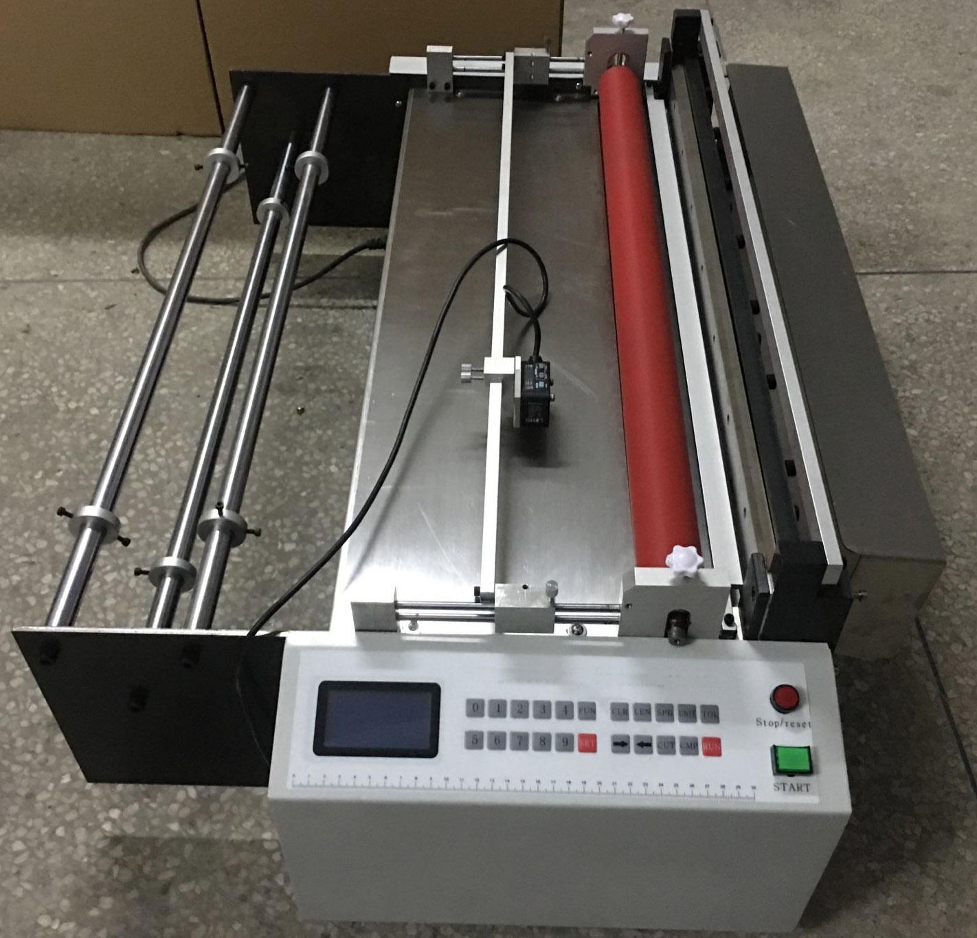 Настольная листорезальная машина QD-table (листорезка - флаторезка). Фотография 6.