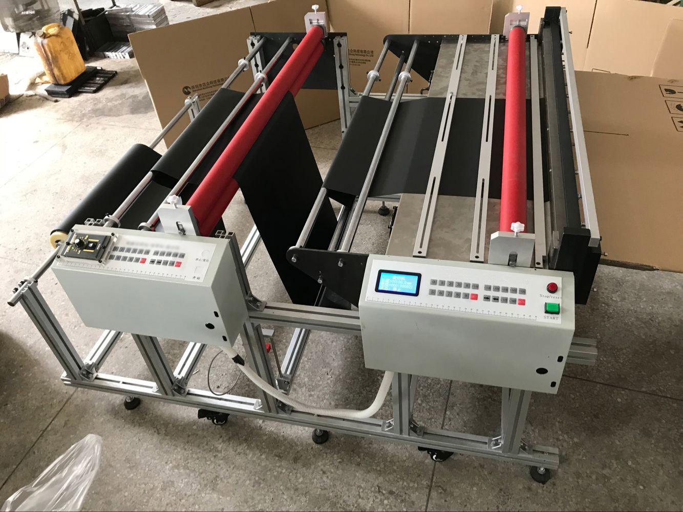 Настольная листорезальная машина QD-table (листорезка - флаторезка). Фотография 7.