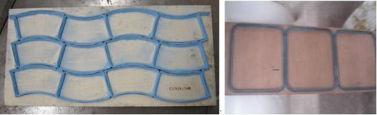 Рулонная машина плоской высечки и биговки FlatCut-900 для вырубки и высечки картонных заготовок для стаканчиков, коробок и другой упаковки. Фотография 5