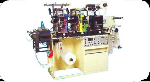 Машины горячего тиснения и высечки серии RP-серии (Австралия)