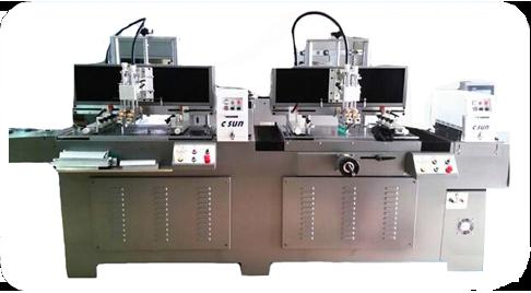 Машины горячего тиснения и высечки серии WQM-2