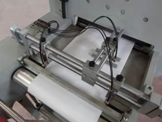 Рулонная машина плоского тиснения и высечки MQ-320 - 8 фотография - картинка