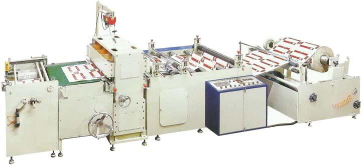 Автоматическая рулонная высекальная машина серии WQH рисунок 1
